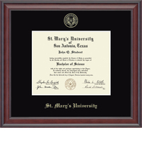 Church Hill Classics Embossed Studio Diploma Frame. Bachelors, Masters, PhD