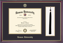 Framing Success Windsor DiplomaTassel Double Matted Diploma Frame