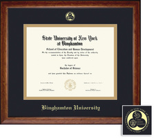 Framing Success Lansdowne Double Matted Diploma Frame