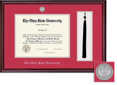Framing Success Classic Diploma Frame with Tassel