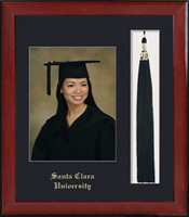Framing Success Keepsake Photo Frame with Tassel