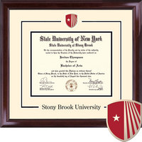 Church Hill Classics Showcase Diploma Frame (Bachelors Masters)