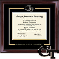 Church Hill Classics Spirit Diploma Frame  Bachelors