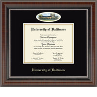 Church Hill Classics Cameo Diploma Frame  BachelorsMastersPh.D.