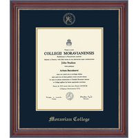 Church Hill Classics Embossed Kensington Diploma Frame