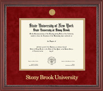 Framing Success Diploma Frame