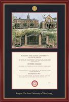 Grad Gifts: Framing Success Regal Diploma Frame