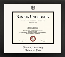 Framing Success Spirit Law School Diploma Frame