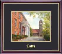 Windsor Litho Only Double Matted Diploma Frame