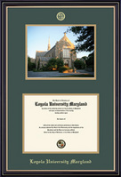 Prestige Diploma & Photo Double Matted Diploma Frame