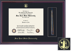Framing Success Elite Tassel Diploma Frame