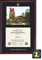 Framing Success Classic DiplomaLitho Diploma Frame