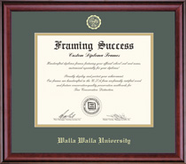 Framing Success Classic BA Double Matted Diploma Frame