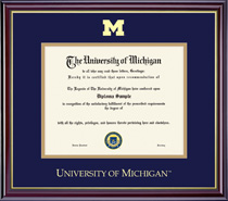 Windsor Double Matted Diploma Frame