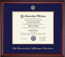 Classic Diploma Frame in Cherry Finish