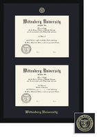 Framing Success Spirit Double DiplomaFrame
