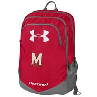 lime green under armour backpack