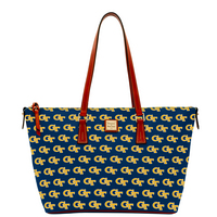 Dooney & Bourke ZipTop Shopper