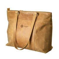 Web Hunter Leather Women Briefcase (Online Only)