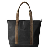 Web Black Two Tone Tote