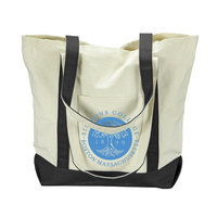 Carolina Sewn Large Canvas Tote