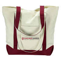 Chicago Harris Tote Bag