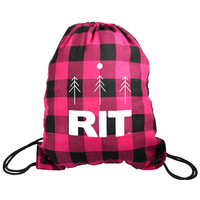 Buffalo Plaid Backsack