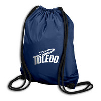 University of Toledo Carolina Sewn String Backpack