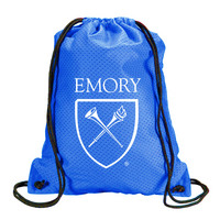 Emory Eagles Carolina Sewn String Backpack