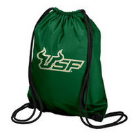 South Florida Bulls Carolina Sewn String Backpack