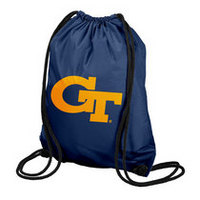 Georgia Tech Carolina Sewn String Backpack