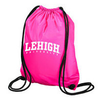 Lehigh Carolina Sewn String Backpack