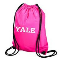 Yale Bulldogs Carolina Sewn String Backpack