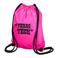 Texas Tech Red Raiders Carolina Sewn String Backpack