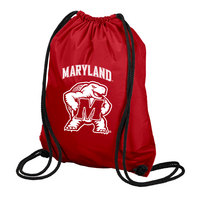 University of Maryland Carolina Sewn String Backpack
