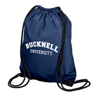 Bucknell Carolina Sewn String Backpack