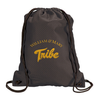 William and Mary Carolina Sewn Jersey Mesh Backpack