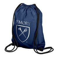 Emory Eagles Carolina Sewn Jersey Mesh Backpack