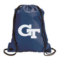 Georgia Tech Carolina Sewn Jersey Mesh Backpack