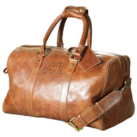 Leather Duffel (Online Only)