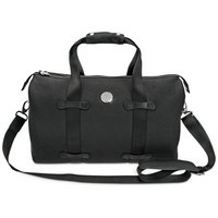Leather Gym Overnight Bag (Online Only)
