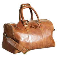 Leather Duffel