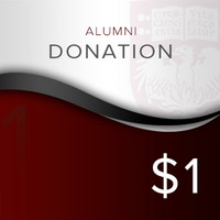 $1 University of Chicago Alumni Donation