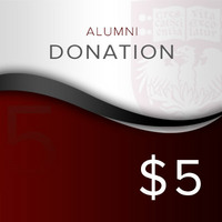 $5 University of Chicago Alumni Donation
