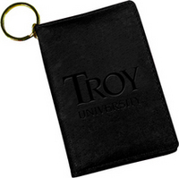 Troy University Deluxe ID Holder