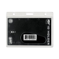 DePaul MCM Horizontal Thumb Slide ID Holder