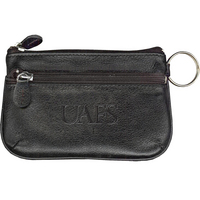 Leather Coin Case and ID Holder
