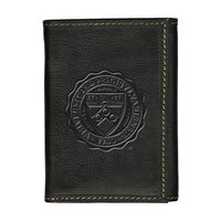 Penn Contrast Stitch Trifold Wallet