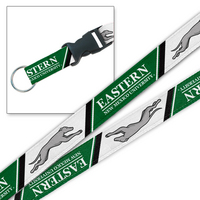 Sublimated Lanyard