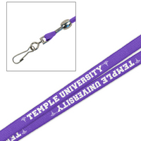 Temple Printed Lanyard